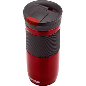 Contigo Snapseal Byron 16 Gourde isolante 470ml, red